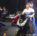 Mesin Yamaha Lexi Baru Pertama di Indonesia