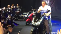 Mesin Lebih Kecil, Lexi Tetap Keluarga Maxi Yamaha