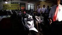 3 Pelaku Ranmor di Jaktim Ditangkap, Polisi Sita Senpi Rakitan