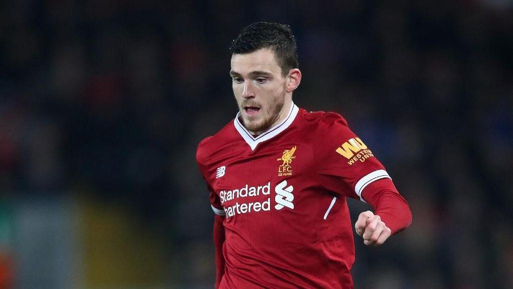 Tentang Penampilan Gemilang Andrew Robertson di Liverpool vs City