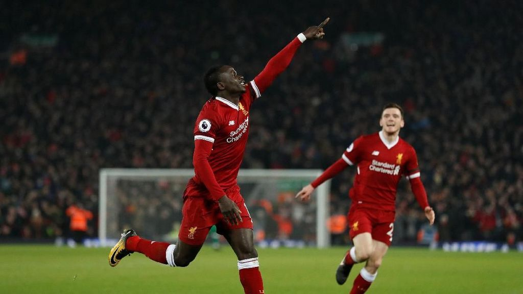 Liverpool Tampil Luar Biasa dari Awal Sampai Akhir