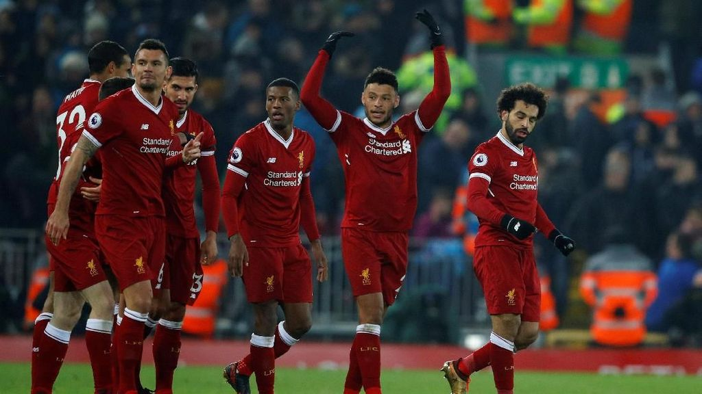 Liverpool Kirim Pernyataan Kuat Lewat Kemenangan atas City