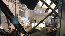 50 Mahasiswa Jadi Korban Selasar Ambruk, BEI Pantau Penanganan di RS