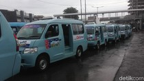 TransJakarta Bakal Tambah Angkot OK Otrip 100 Unit