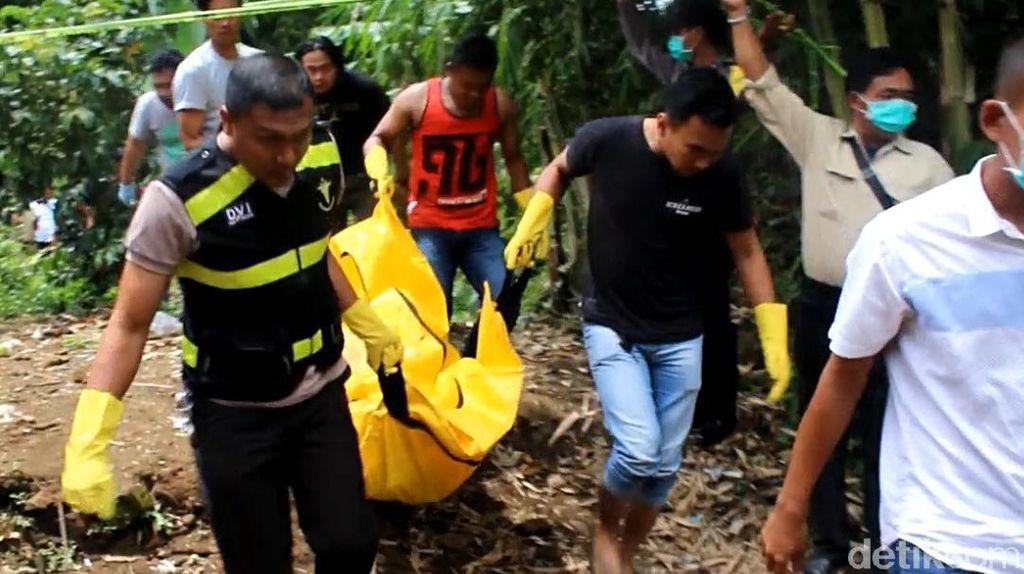 Nani Tewas Terkubur, Polisi : Korban Diduga Dibunuh Suaminya