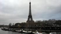 Foto: Tak Pernah Bosan Memandang Eiffel yang Menawan