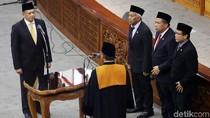 Sempat Salah Ucap Sumpah Ketua DPR, Bamsoet: Itu Manusiawi