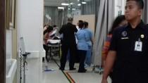 61 Korban Selasar BEI Ambruk Masih Dirawat di RS