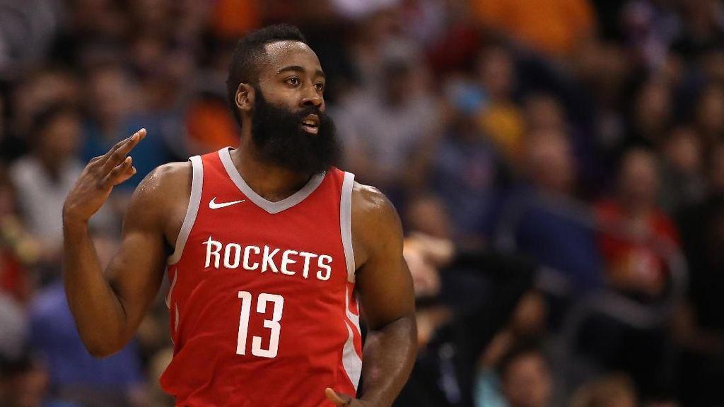 Kapan James Harden Comeback Bersama Rockets?