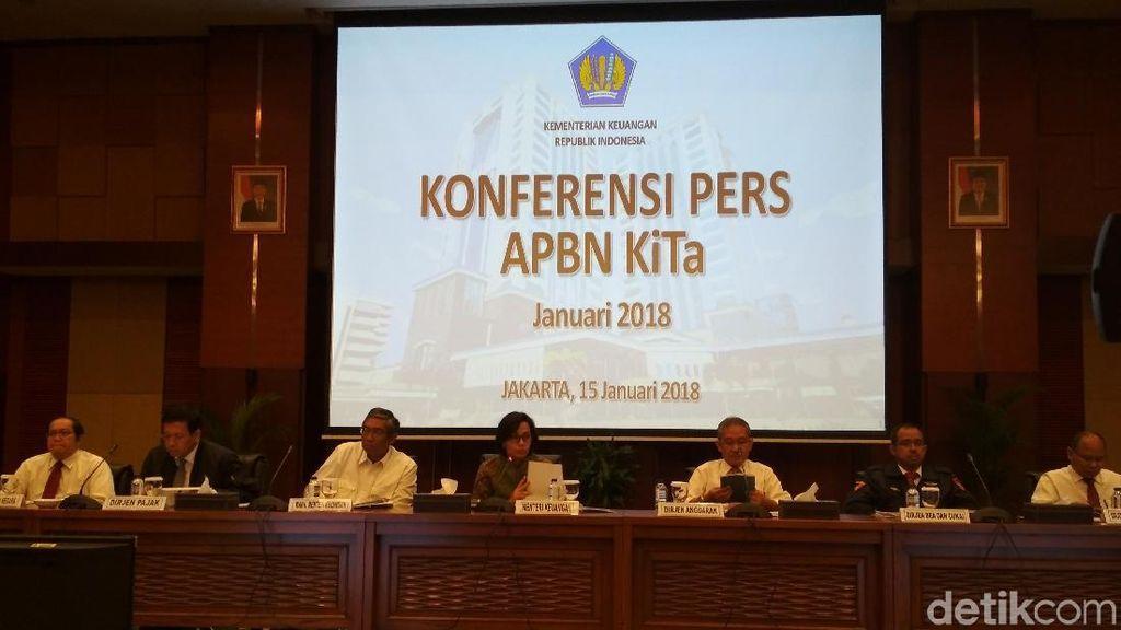 Defisit APBN 2017 2,46%, Sri Mulyani: Itu Lebih Kecil dari Target
