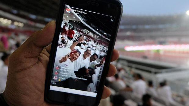 Telkomsel Hadirkan Jaringan Internet Kencang di Kawasan GBK