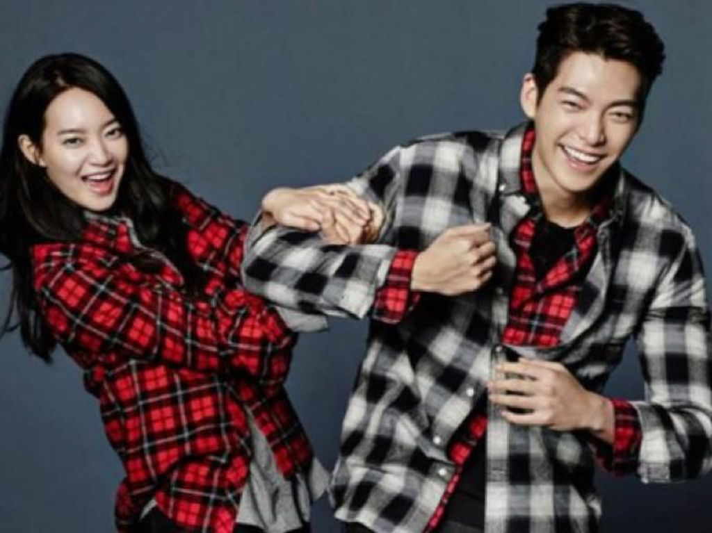 Kim Woo Bin Jalani Pengobatan Kanker, Shin Min Ah Setia Menemani