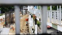 Tergusur Proyek LRT, JPO Baru Dibangun di Kuningan Timur