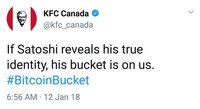 Jajan KFC Bisa Pakai Bitcoin
