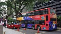 Jalan-jalan Asyik dengan Transportasi Kota