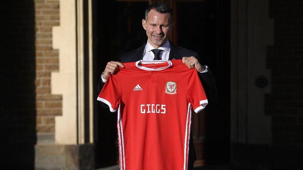 Ryan Giggs Jadi Manajer Baru Timnas Wales