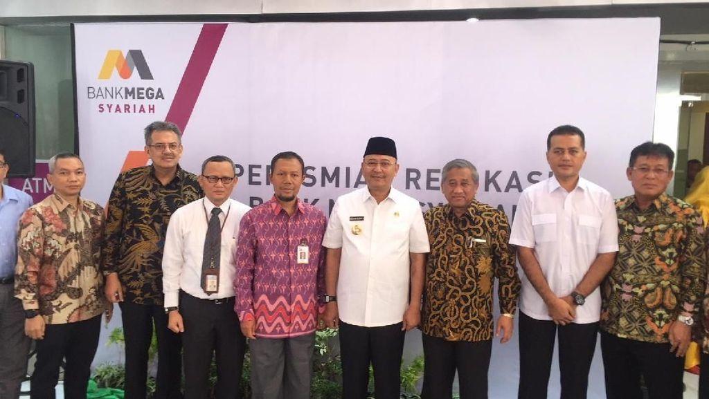 Tingkatkan Layanan, Bank Mega Syariah Relokasi Kantor Cabang di Medan