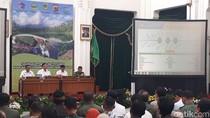 Bahas Citarum, Menko Luhut Kumpulkan Kepala Daerah di Jabar