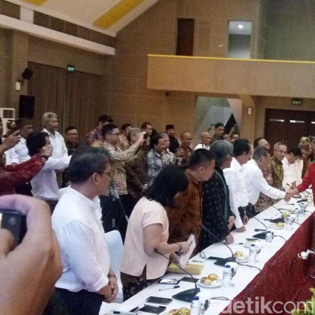 Usai Ratas Bahas Citarum, Jokowi Minta Masukan Komunitas Lingkungan