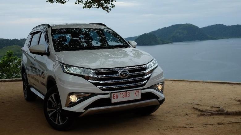 Penjualan Daihatsu Terios Tembus 4.000 Unit