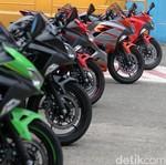 Kawasaki Ninja, Honda CBR250RR, Yamaha R25, Mana yang Favorit?