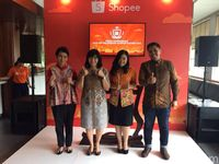 Shopee Perluas Kampus untuk Jualan Online