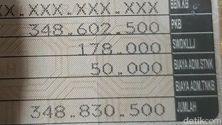 460 Mobil Mewah di Jaksel Tunggak Pajak, Total Rp 15 Miliar