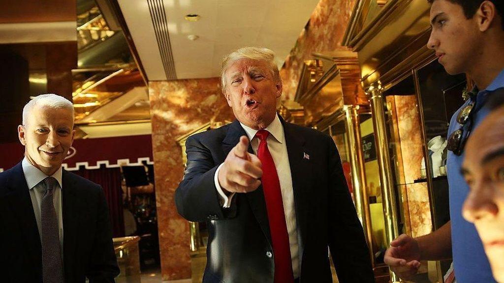 Apakah Trump Penyebab Anjloknya Kunjungan Wisatawan Asing ke AS?