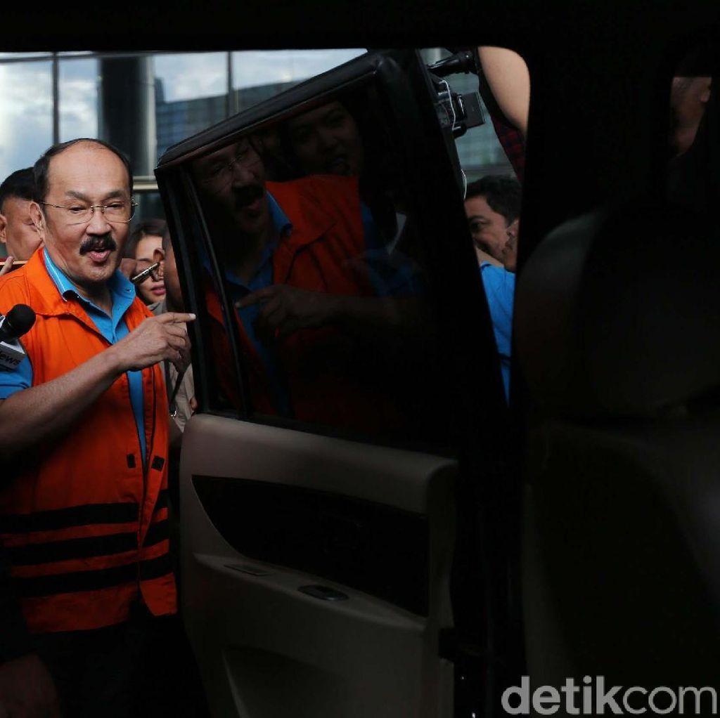 Video: Ocehan Fredrich Hadapi Tudingan KPK
