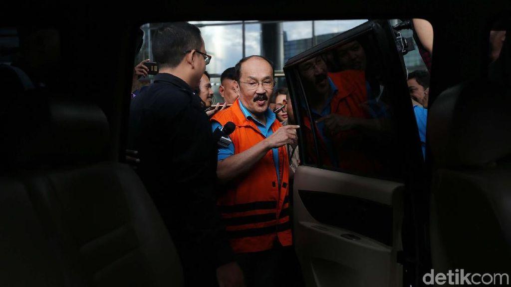 Polisi Tolak Jadi Saksi Meringankan Fredrich Yunadi