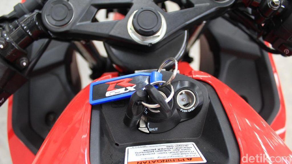 Pakai Anak Kunci, Naik Suzuki GSX-R150 Tetap Bisa Ngebut