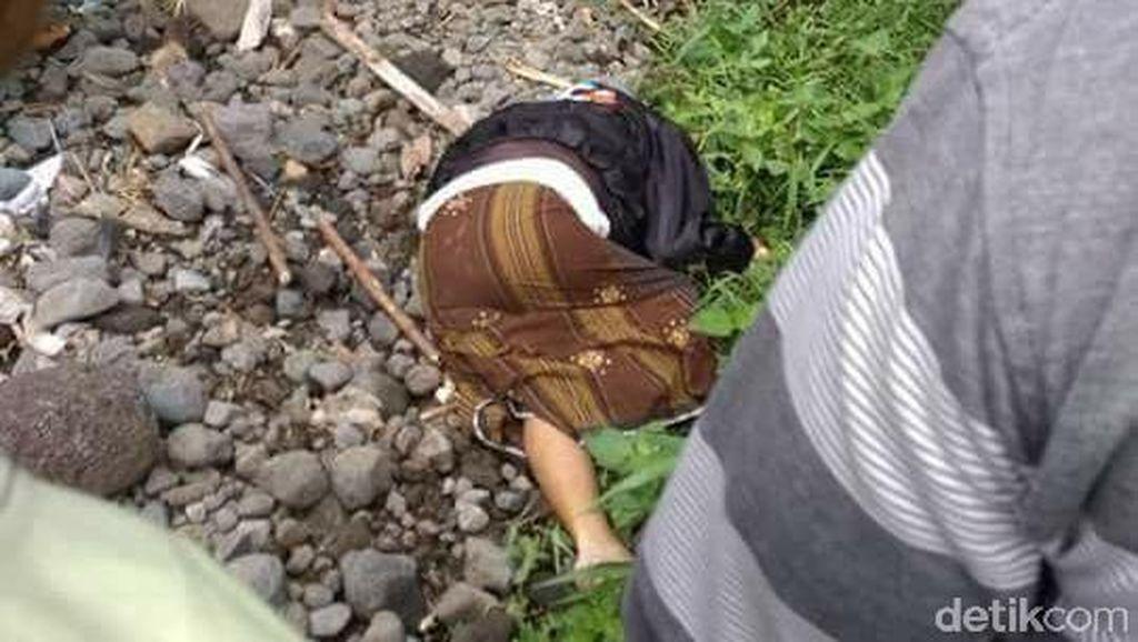 Sesosok Mayat Laki-laki Ditemukan Tertelungkup di Bawah Jembatan