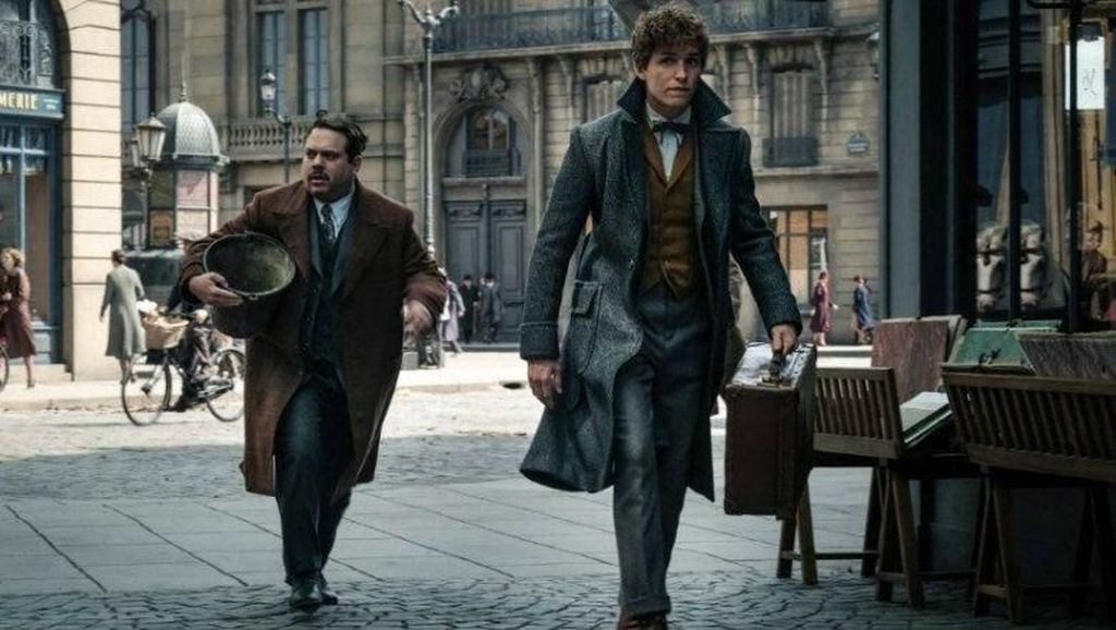 Buku Skenario 'Fantastic Beasts: The Crimes of Grindelwald' Rilis November