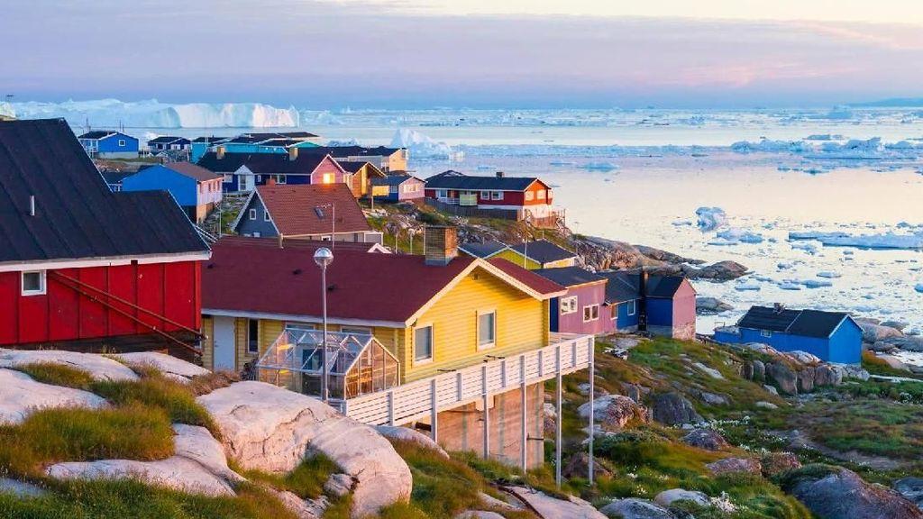 Mengintip Kehidupan di Greenland
