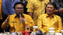 Pilih Keluarga Besan Jokowi Jadi Sekjen, OSO: Tak Ada Urusannya