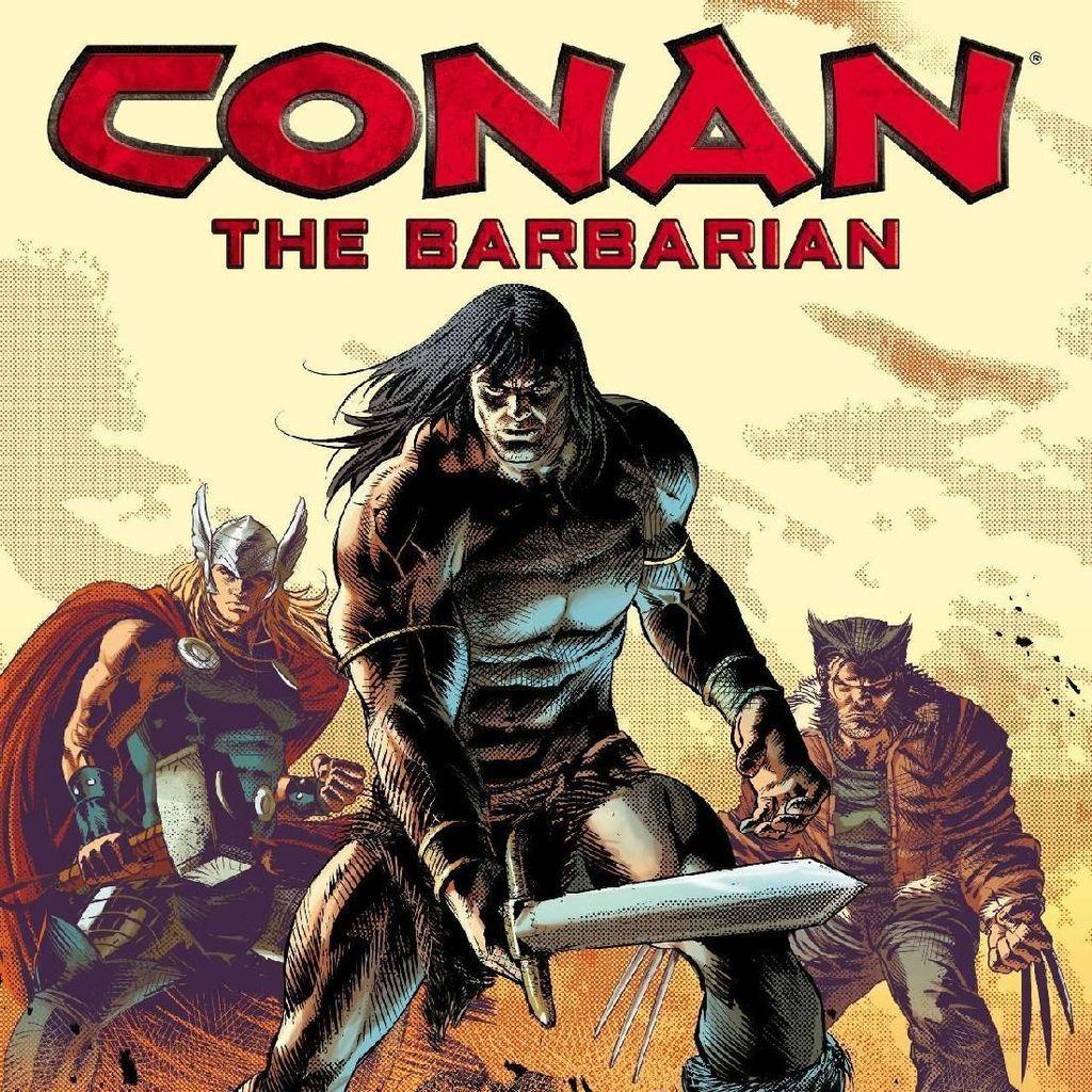 Conan Resmi Balik Lagi ke Marvel Comics