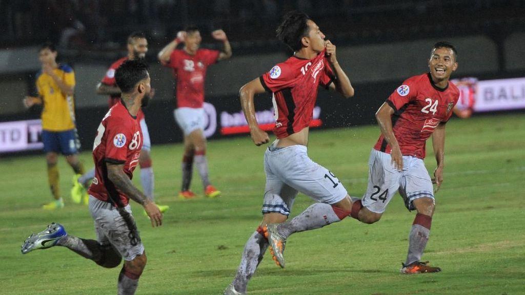 Bali United Waspadai Pemain Brasil di Chiangrai United