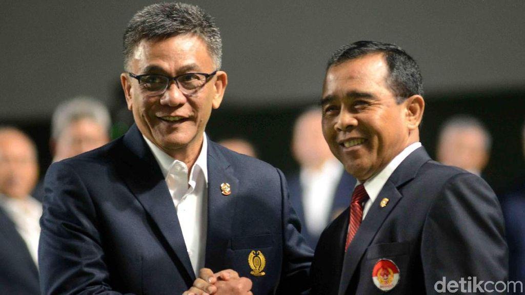 Rildo Resmi Ketum PP Pelti, Wynne Prakusya Comeback