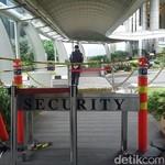 Gedung BEI Tower 2 Masih Ditutup, Pegawai Diliburkan
