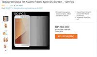 Pelanggan Kecele Xiaomi Redmi Note 5A, Ini Tanggapan Lazada