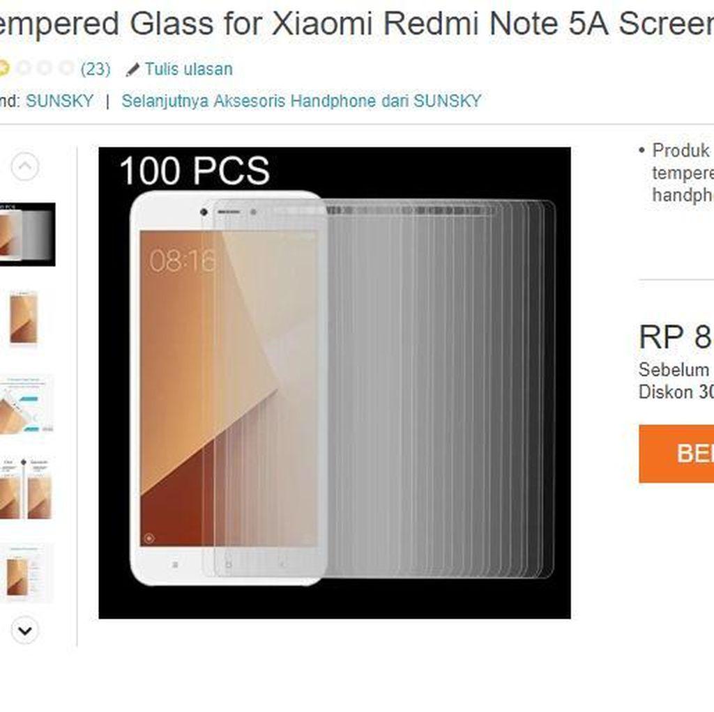 Kecele Xiaomi Redmi Note 5A, Lazada Kebanjiran Protes