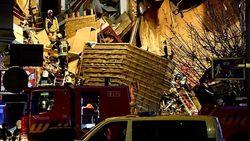 Ledakan Guncang Restoran Belgia, 2 Orang Tewas dan 14 Lainnya Luka