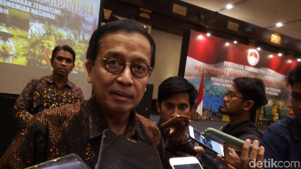 PPATK Sebut Money Laundering di APBD DKI Sangat Tinggi