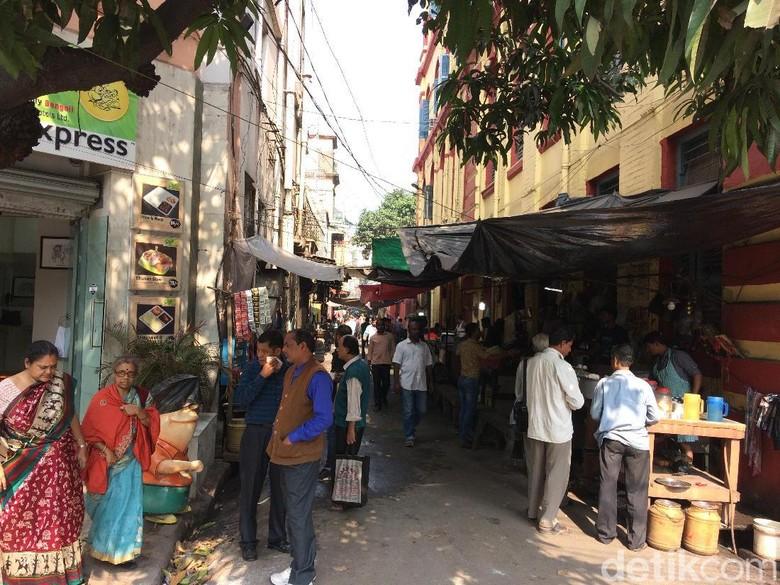 Foto: Berbagai Jenis Street Food dari Kolkata