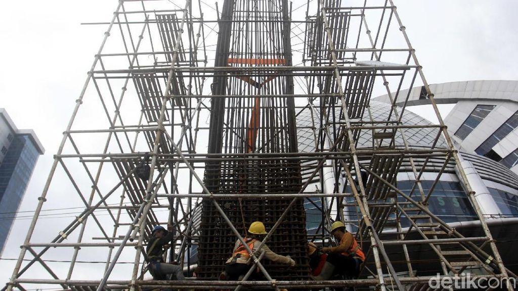 34 Proyek Infrastruktur Jokowi Dibangun Tanpa APBN