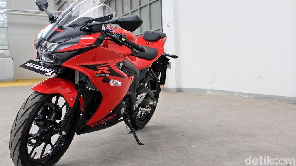 Iannone dan Alex Rins akan Kenalkan Motor Suzuki GSX-R150