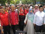 Dampingi Suami Daftar ke KPU, Istri Ganjar Dipersoalkan Selaku ASN