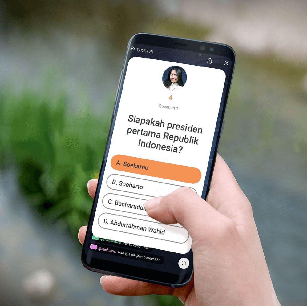 Cara Aplikasi Streaming Ini Kembangkan Konten Positif