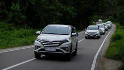 Melibas Tanah Minang dengan Daihatsu All New Terios