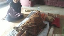 Rumah Bantuan Pemkab Magetan Ambruk, Nenek Waginem Luka